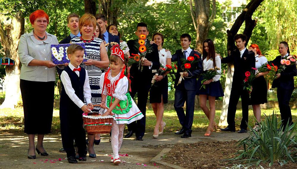 Hungarians in Transcarpathia. File photo