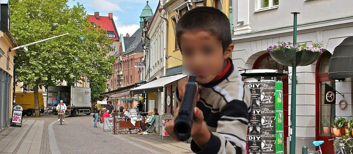 Sweden crime malmo List of